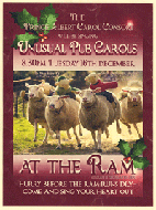 sheep poster for the Ram